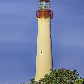 Nick Zelinsky - Early Light at Cape May Lighthouse