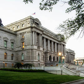 Greg Mimbs - Early Morning At The Library of Congress
