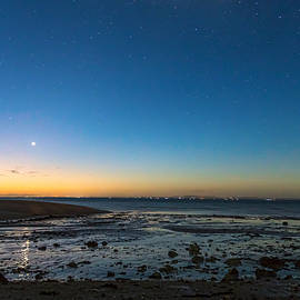 Early Morning Bantayan Starry Sunrise by James BO Insogna