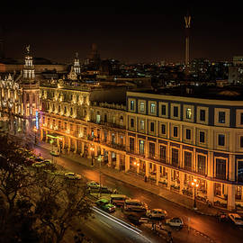Joan Carroll - Early Morning Havana Cuba
