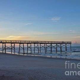 Laurinda Bowling - Early Morning Pier