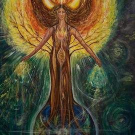 Earth and Spirit by Solveig Katrin