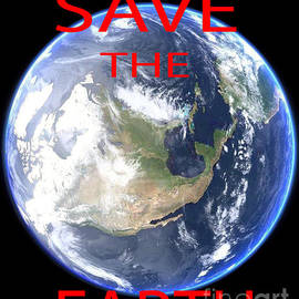 Save The Earth by Jerome Stumphauzer