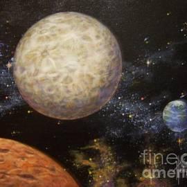 Paul Henderson - Earth to Mars