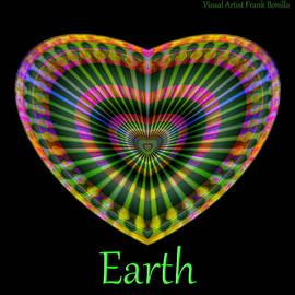 Earth by Visual Artist Frank Bonilla