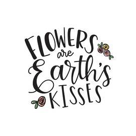 Earths Kisses by Nancy Ingersoll