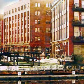 David Blank - East Buffalo Street