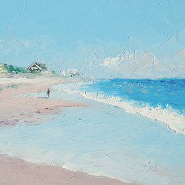 Jan Matson - East Hampton Beach