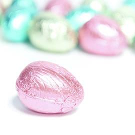 Easter Eggs II by Helen Northcott