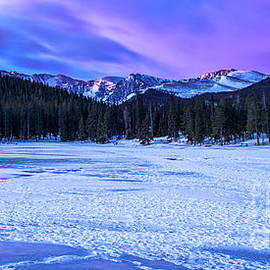 Echo Lake at Dawn - Twenty Two North Photography