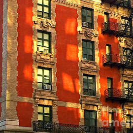 Miriam Danar - Echoes of Another Era - Fire Escapes of New York