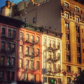 Miriam Danar - Echoes of the Past - Upper West Side New York