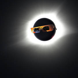 Eclipse Glasses by William Moore