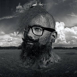 Marian Voicu - Eco Hipster Black and White
