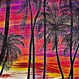Eden's Backdoor Large Print Version by Barbara Donovan