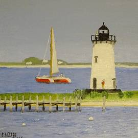 Edgartown Lighthouse - Outbound