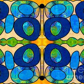 Omaste Witkowski - Edible Extremes Abstract Bliss Art by Omashte