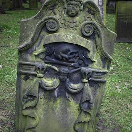 Edinburgh St Cuthbert Cemetery by Gregory Dyer
