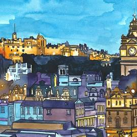 Terri Kelleher - Edinburgh Nights