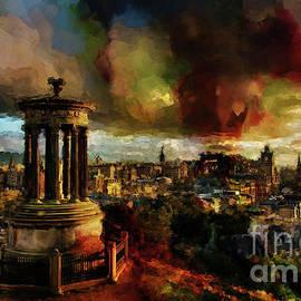 Gull G - Edinburgh Scotland 01