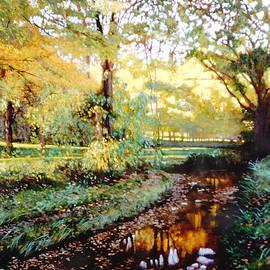 Edmonston Park Too by David Zimmerman