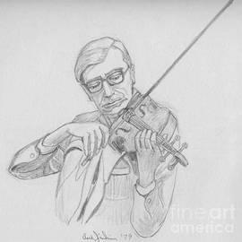 Fred Jinkins - Edward Master Violin