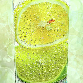 Effervescent Freshness by Kaye Menner by Kaye Menner
