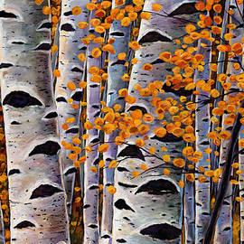 Effulgent October by JOHNATHAN HARRIS
