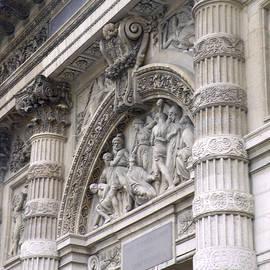 Jean Hall - Eglise Saint Etienne du Mont
