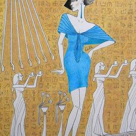 Jayne Somogy - Egyptian Evolution