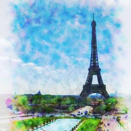 Eiffel by Darin Williams