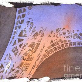 Eiffel Detail by Ryan Fox