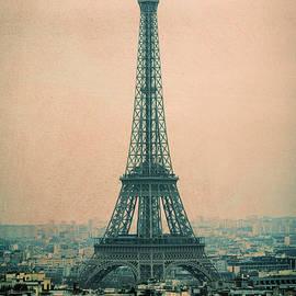 Eiffel Tower by Joan Carroll