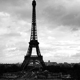 Eiffel Tower Vintage by Laura Greco