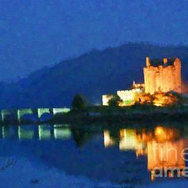 Diane Macdonald - Eilean Donan Castle
