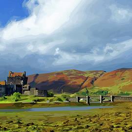 Eilean Donan Castle, Scotland by Brian Shaw