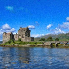Eilean Donan Castle - Sct671252 by Dean Wittle