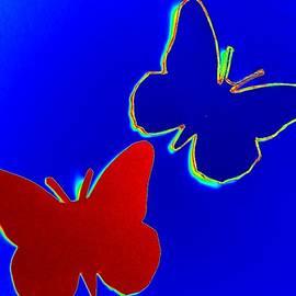 Erma L George - Electric Butterflies