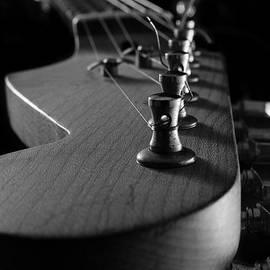 Iordanis Pallikaras - Electric Guitar Neck Close-up A