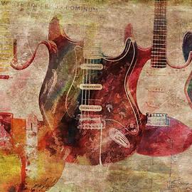 Athena Mckinzie - Electric Guitars Textured