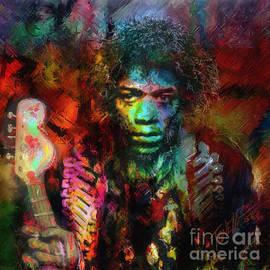 Mark Tonelli - Jimmy Hendrix Electric Lady Land...