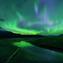 Electric Skies Over Jasper National Park - Dan Jurak