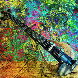 Electric Violin by Ally White