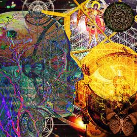 Electromagnetic LightHouse ThirdEye Portal by Joseph Mosley