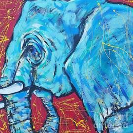 Elephant #4 by Arrin Freeman