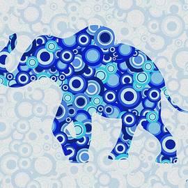 Anastasiya Malakhova - Elephant - Animal Art