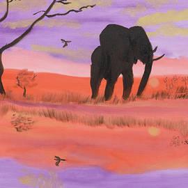Meryl Goudey - Elephant Spotlight