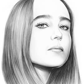 Ellen Page - Greg Joens
