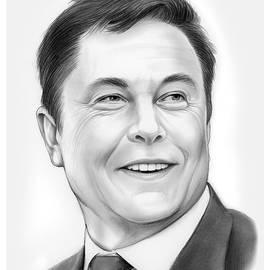 Elon Musk - Greg Joens