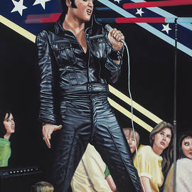Alexander Taylor Dickie - Elvis Presley, 1968 Comeback Special